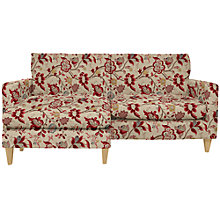 Buy John Lewis Bailey LHF Loose Cover Chaise End, Price Band E Online at johnlewis.com