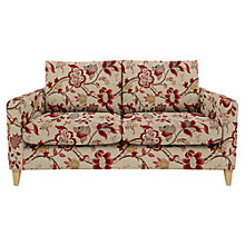 Buy John Lewis Bailey Medium Loose Cover Sofa, Price Band E Online at johnlewis.com