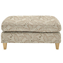Buy John Lewis Bailey Footstool, Price Band F Online at johnlewis.com