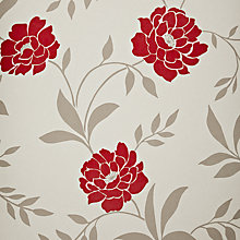 Buy John Lewis Arabella Wallpaper Online at johnlewis.com
