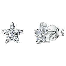 Buy Jools by Jenny Brown Small Cubic Zirconia Stud Earrings Online at johnlewis.com