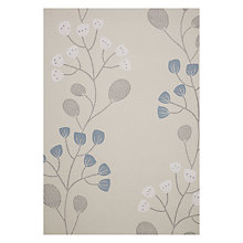 Buy John Lewis Seedlings Wallpaper, Slate Online at johnlewis.com