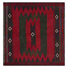 Buy John Lewis Sofreh Handmade Rug, Red Online at johnlewis.com