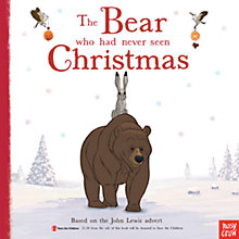 Buy The Bear Who Had Never Seen Christmas Book Online at johnlewis.com