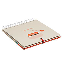 Buy Ktwo Flip Top Recipe File, Multi Online at johnlewis.com