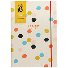 Buy Busy B Project File, Multi Online at johnlewis.com