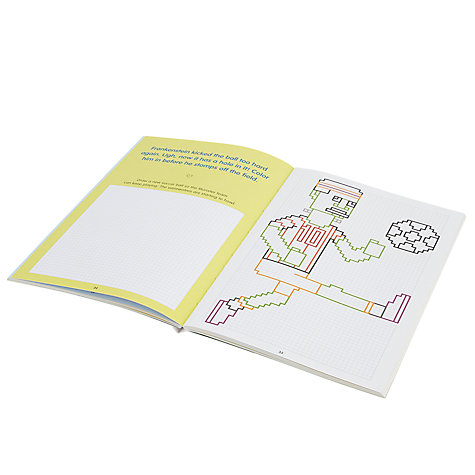 Buy Chronicle Books Pixel Colouring Book Online at johnlewis.com