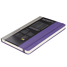 Buy Moleskine Professional Large Notebook Online at johnlewis.com