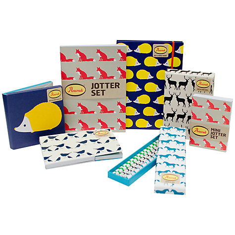 Buy Anorak Stationery Set Online at johnlewis.com