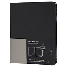 Buy Moleskine iPad Cover Online at johnlewis.com