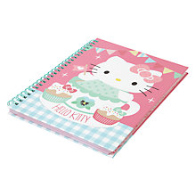 Buy Hello Kitty Tea Party A5 Notebook, Multi Online at johnlewis.com