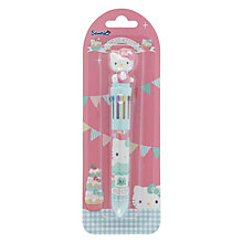 Buy Hello Kitty Tea Party 10 Colour Pen, Multi Online at johnlewis.com