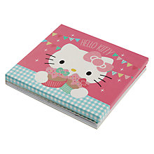 Buy Hello Kitty Tea Party Colouring Set, Multi Online at johnlewis.com