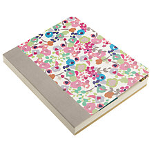Buy Caroline Gardener Notebook, Multi Online at johnlewis.com