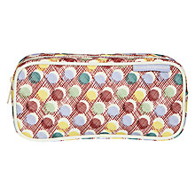 Buy Emma Bridgewater Polka Dot Print Pencil Case, Multi, Large Online at johnlewis.com