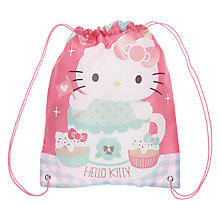 Buy Hello Kitty Tea Party Trainer Bag, Multi Online at johnlewis.com