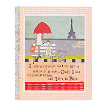 Buy Really Good Soul Paris Notebook Online at johnlewis.com