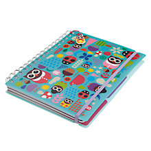 Buy Give A Hoot A5 Notebook Online at johnlewis.com