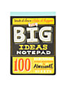 Knock Knock Big Ideas Notepad, Multi