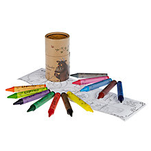 Buy Gruffalo Chunky Crayons Online at johnlewis.com