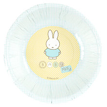 Buy Miffy Bowls, Multi, Pack Of 8 Online at johnlewis.com
