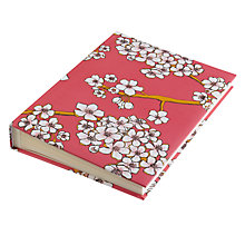"Buy Art File Blossom Photo Album, Pink, Large, 6 x 4"" Online at johnlewis.com"