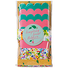 Buy Talking Tables Floral Fiesta Treat Holder, Multi, Pack Of 6 Online at johnlewis.com