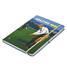 Buy Ryland Peters & Small Golf Journal Online at johnlewis.com
