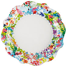 Buy Talking Tables Floral Fiesta Small Plates, Multi Online at johnlewis.com