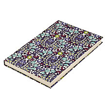 Buy John Lewis Daisychain Notebook, A5 Online at johnlewis.com