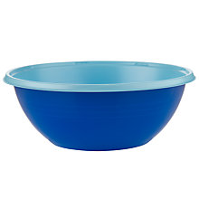 Buy Duni Plastic Bowls, Blue, Pack Of 10 Online at johnlewis.com