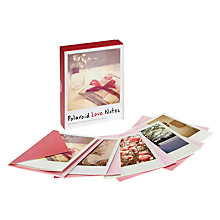 Buy Polaroid Love Notes, Pack Of 20 Online at johnlewis.com