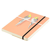 Buy Art File Birds A5 Notebook Online at johnlewis.com