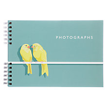 Buy Art File Birds A4 Photo Album Online at johnlewis.com
