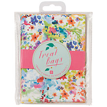 Buy Talking Tables Floral Fiesta Treat Bag, Multi, Pack Of 10 Online at johnlewis.com