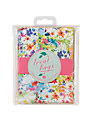 Talking Tables Floral Fiesta Treat Bag, Multi, Pack Of 10