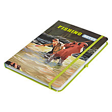 Buy Ryland Peters & Small Fishing Journal Online at johnlewis.com
