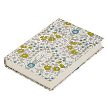 Buy John Lewis Daisychain Notebook, A6, Cream Online at johnlewis.com