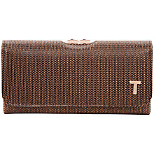 Buy Ted Baker Rilia Weave Matinee Purse Online at johnlewis.com