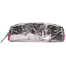 Buy Ted Baker Tabb Snow Pencil Case Online at johnlewis.com