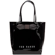 Buy Ted Baker Ticon Small Bow Shopper Bag Online at johnlewis.com