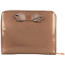 Buy Ted Baker Metycon Bow Tablet Case Online at johnlewis.com