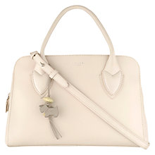 Buy Radley Aldgate Leather Medium Multiway Grab Handbag Online at johnlewis.com
