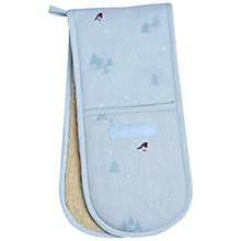 Buy Sophie Allport Robin Double Oven Glove Online at johnlewis.com