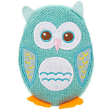 Buy Owl Hand Warmer, Blue Online at johnlewis.com
