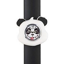 Buy Anisnap Panda Watch, Black/White Online at johnlewis.com