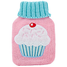 Buy Cupcake Hand Warmer, Pink Online at johnlewis.com