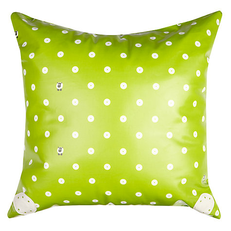 Buy Oily Rag Spotty Outdoor Cushion, 40 x 40cm Online at johnlewis.com