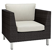 Buy John Lewis Madrid Lounging Armchair Online at johnlewis.com