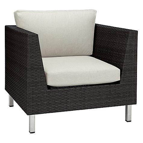 Buy John Lewis Madrid Lounge Armchair John Lewis